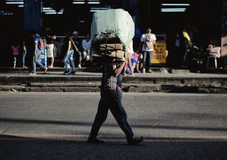 Cagayan De Oro City People Streetphotography Streetlife Philippines CagayandeOroCity Photowalk Marketplace Market Business Hustle Mindanao Menatwork People Longwalk Full Length Arts Culture And Entertainment Women Dancing Performance