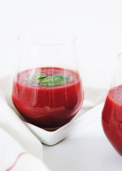 Beetle Beetroot Beetroot Smoothie Close-up Color Therapy Drink Drink Up Drinking Glass Food And Drink Freshness Healthy Eating Healthy Lifestyle Mint Red Red Juice Red Smoothie Rooting Wellbeing