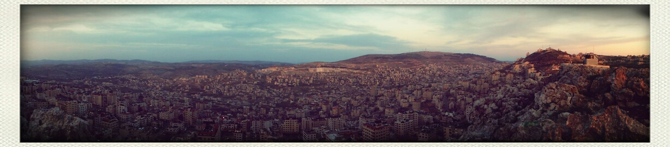 Lovely city of Nablus