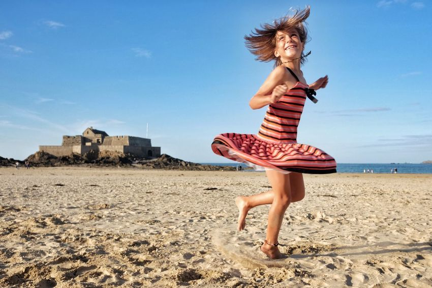 Dance... Life Is A Beach Capturing Freedom Enjoying Life Capture The Moment The Color Of Sport Vibrant Color Dance Beach