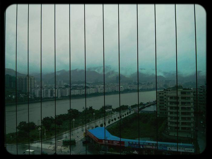 8.17龙川,雨