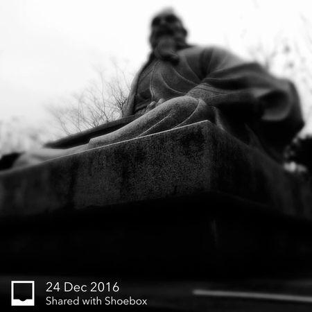 Statue, Haiyan City, Zhejiang, China.