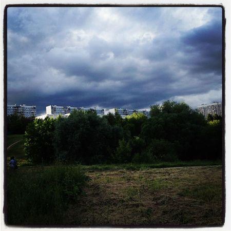 Walking Around Weather