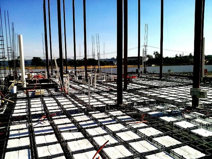 Construction Site Steel Acero EN CONSTRUCCION Estructure Estructuras Metal