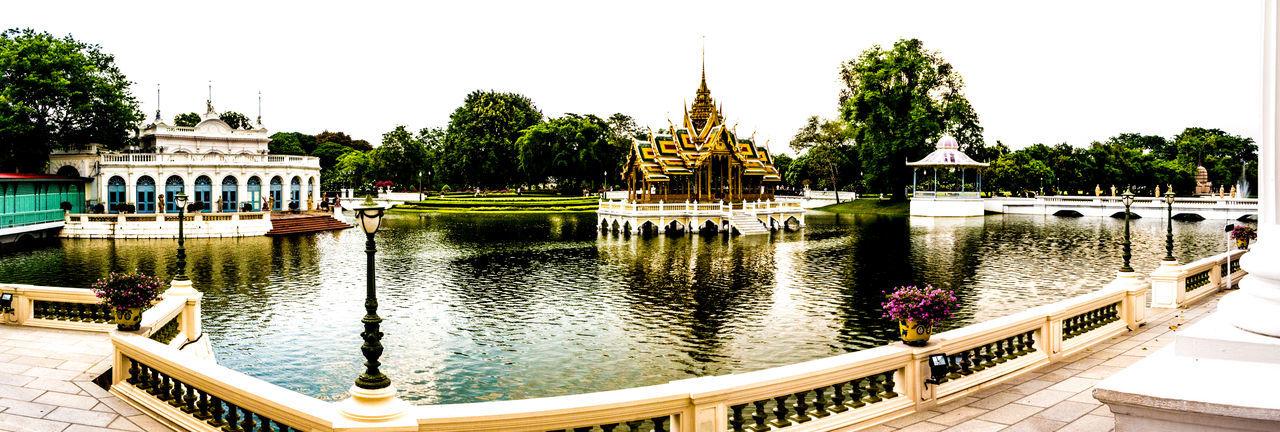 Bang Pa-in Palace, Ayutthaya, Thailand Architecture Bang Pa In Summer Palace Building Exterior Built Structure King Lake Outdoors Palace Royalty Siam Thailand