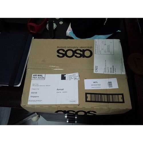 Happinness came faster than expected :) ASOS Purchases Buys Happy