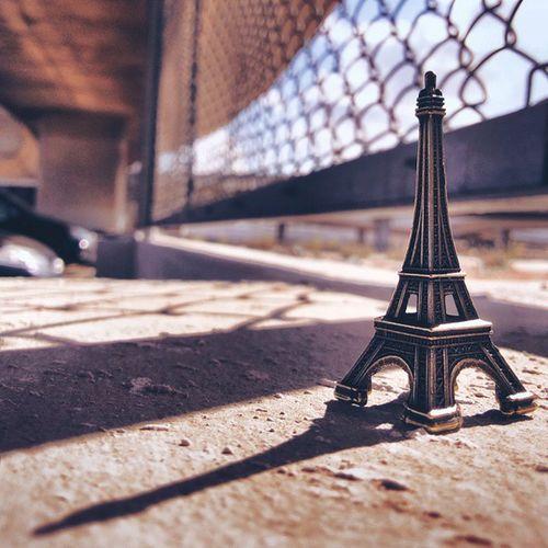 Eiffel.. Reconnect.. MyTinyEiffelTower ✨