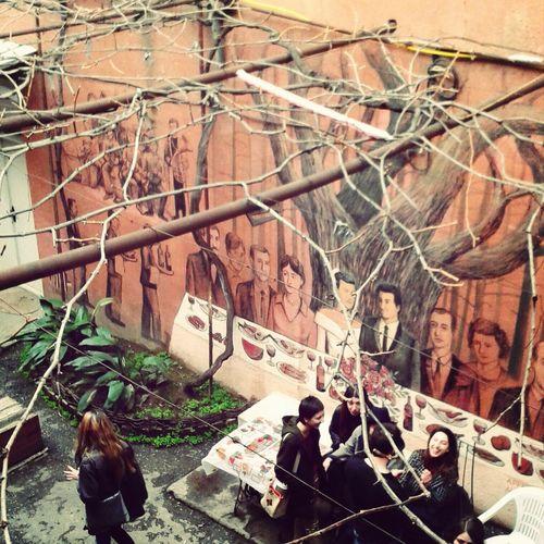 ArtArea Open Air Art Exibition