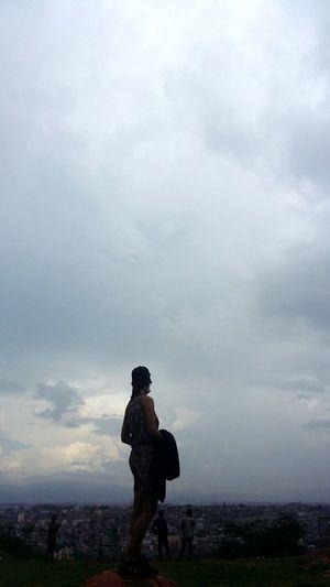 A walk away from the Crowd City . Hello World Enjoying Life Soinlove SabeenaGurung