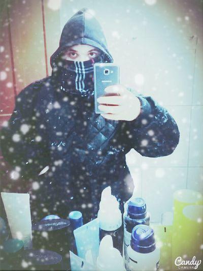 Ta muito frio