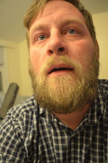 Close-up Front View Headshot Person Portrait