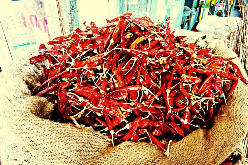 Spices India Kerala Colors