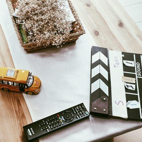 3 2 1 Action! Lumix Gx7 Film CF Fla R1 Photo Studio
