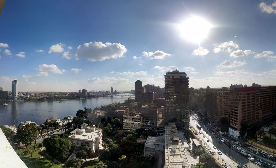 Cairo Cairo City Cairo Egypt Egypt NILE VIEW Nile River Nile Sunset Sheraton Hotel Egyptian first eyeem photo