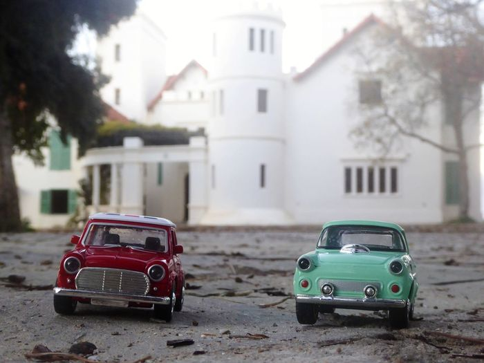 Toys cars tanger Morocco EyeEm Selects Colour Your Horizn Tanger  Morocco EyeEm Selects London Mini Peugeot Toys Route Africa Castle Car Transportation Architecture Mode Of Transport Building Exterior Built Structure No People Day Outdoors Sky City Tree House Land Vehicle