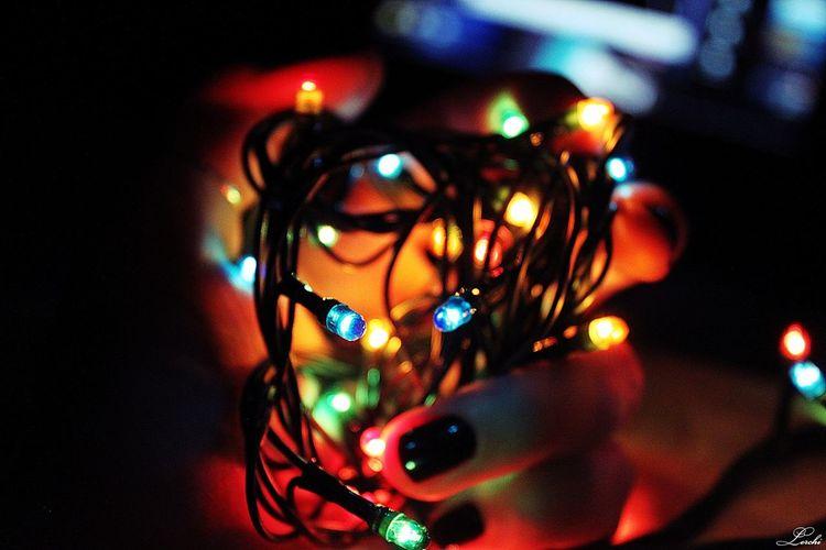 Ожидание праздника Holidays Are Coming!