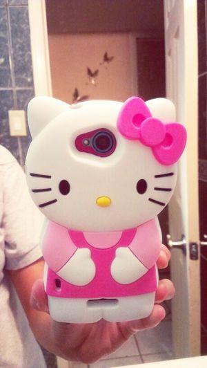 I love my case <3
