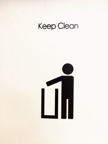 EyeEm Selects Keep Clean Be Clean Signs Human Representation Guidance Eyeem Philippines Taking Photos EyeEmNewHere EyeEm Best Shots Monochrome EyeEm Best Shots - Black + White Blackandwhite