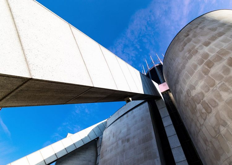 Liverpool Metropolitan Cathedral The Architect - 2017 EyeEm Awards
