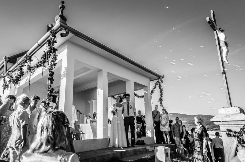 Weddings Around The World Wedding on the Hill