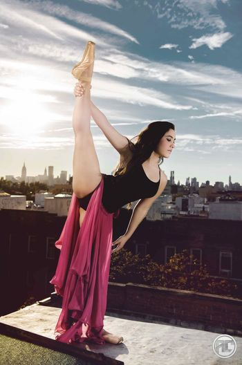 Astoria NYC Balerina Nikond3s