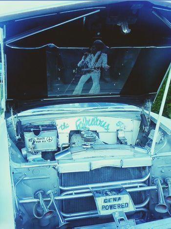 Car Show Elvis Presley