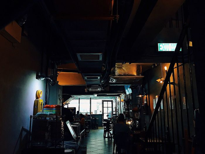 Hongkonger Illuminated Built Structure Day Indoors  Busy Day Restaurant Coffeeshop Homekong Light And Shadow Architecture Lifestyles HongKong IPhone Photography View Reality Life PartTimeJob EyeEmNewHere