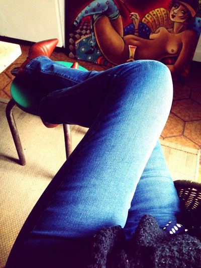 The legs XXXX Unmètredixdejambes Tallgirl