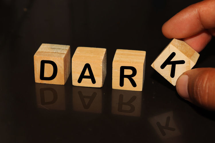 DARK made with