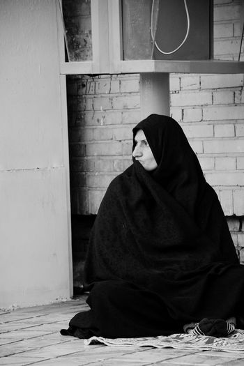 Social Photography Iran Street Photography Women Black And White Moslem Women