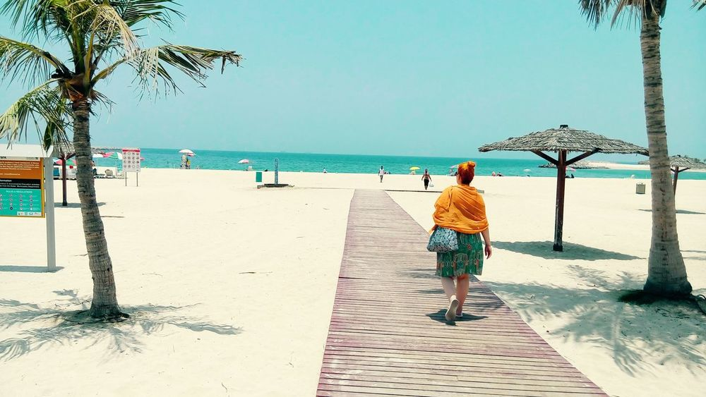 43 Golden Moments Dubaibeach Perfect Day Perfect Moment Summertime WhiteSandBeach Turquoise Colored