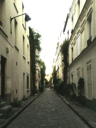Paris 14 ème Ruelle Petite Rue