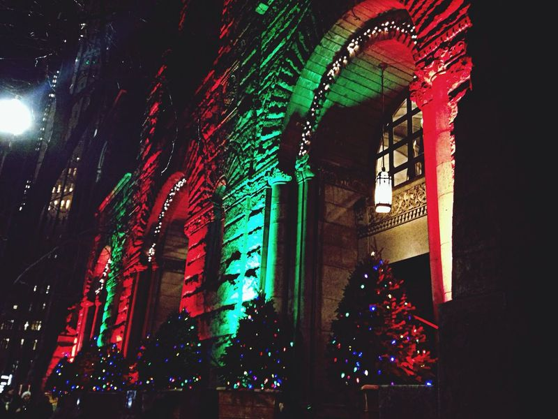 Light Up Night Pittsburgh Pennsylvania Christmas Lights