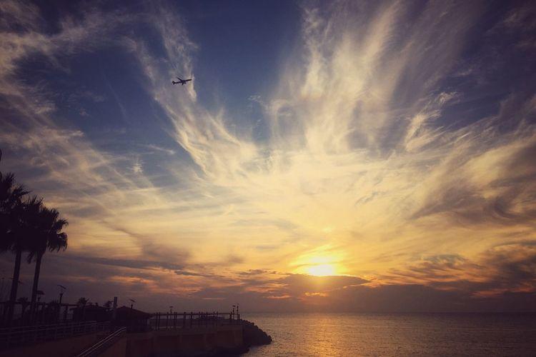 Sunset Beirut
