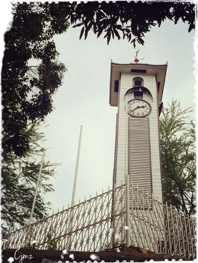 Atkinson Clock Tower - 1906 EEA3 - Kota Kinabalu