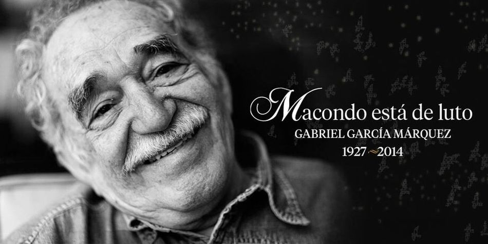 Rest In Peace Gabo Colombia Literature Literature Nobel Prize