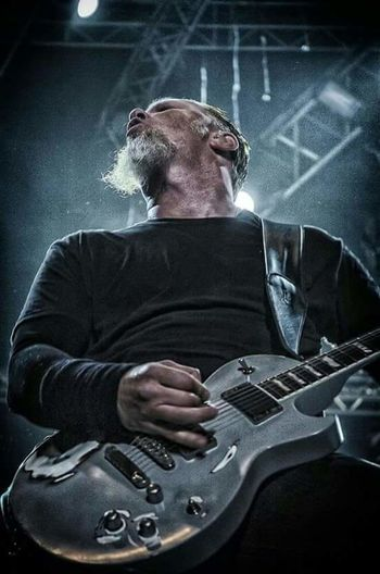 Metallica James Hetfield ☺ Ameizing Life Today :) Color Photography Fantastic For You ;-) Lifestyle
