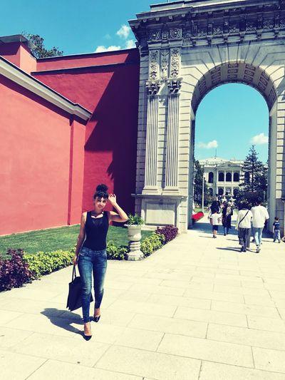 Dolmabahçe Palace /İstanbul