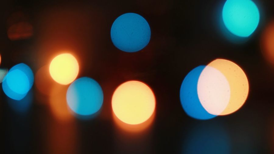 Bokeh Bokeh Photography Bokehlicious Bokeh Lights Colors Abstract Night Lights Yellow Blue Depth Of Field No Focus Helios 44-2 58mm F2 Helios 44-2 Old Lens