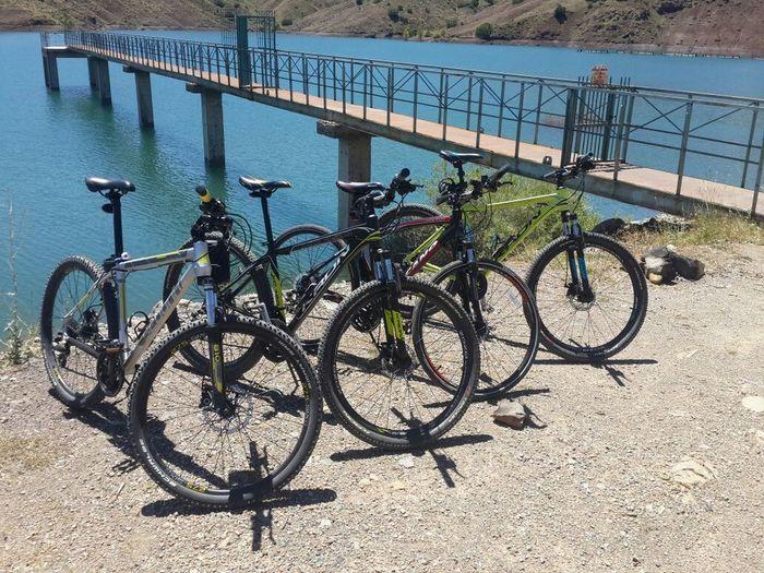 Erzincan Baraj Erzincan Baraji Bisiklet Gezinti Bicycle Touring