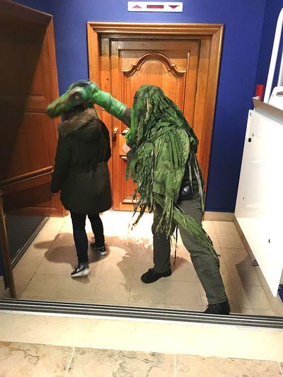 Museumnight@Ghent de wereld van Kina Night Of The Museum Visiting Museum Funny Pics