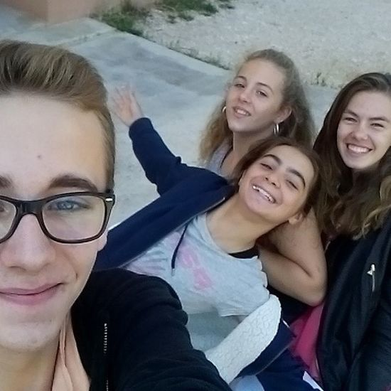Selfie Avec  LES Mieux  TMTCvomirose