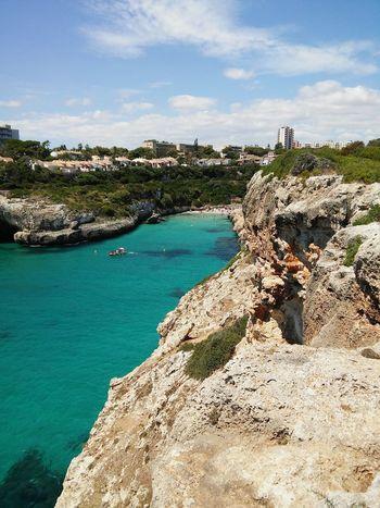 Deep Blue Mallorca Summer Vacation