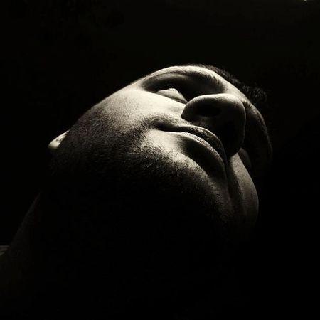 Me Photography Boredathome Selfie blackandwhite pic fun bignose dark