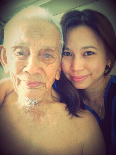 I Love You Grandpa!