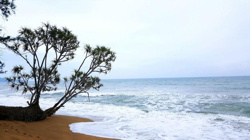 Holiday POV Hello World Beach Hi! That's Me Natural Phuket Would Sky Sea Fun Happy Thailand Sound Of Life Show