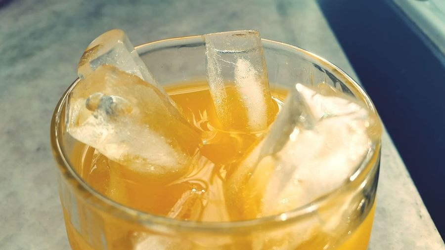Orangejuice Orange Juice  Orange Fresh Refreshment Refresh Colors Glass Cold Beverages