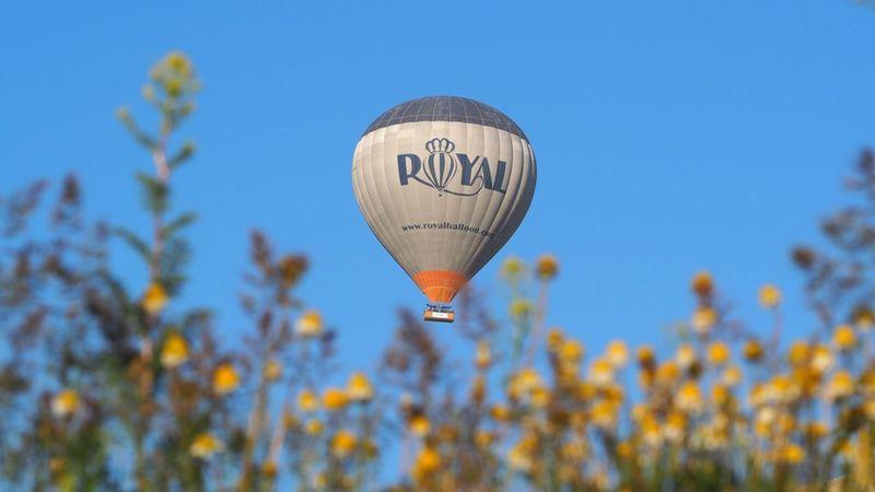 Turkey Fire Balloon