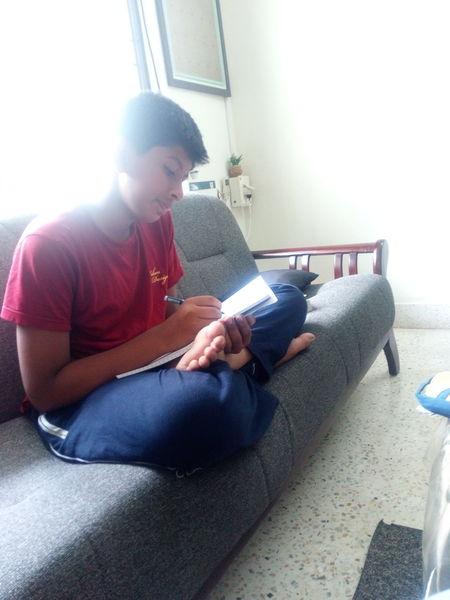My Trainee by Ayubkhan.U
