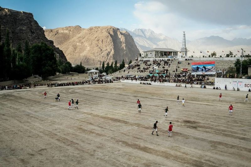 20 soccer fields around the world → https://www.eyeem.com/blog/world-cup-2018-soccer-fields-around-the-world